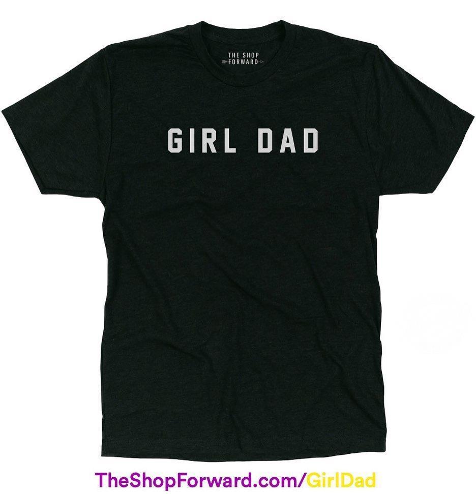 Official Girl dad shirt