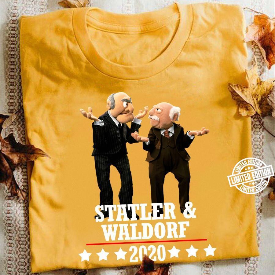 Statler and waldorf 2020 shirt